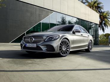 Mercedes-Benz C-Класс IV (w205) рестайлинг Седан