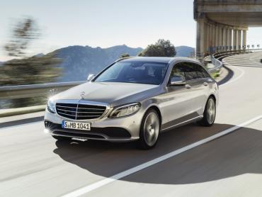 Mercedes-Benz C-Класс IV (w205) рестайлинг Универсал 5 дв.