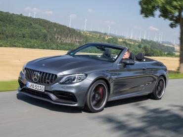 Mercedes-Benz C-Класс AMG IV (w205) рестайлинг Кабриолет