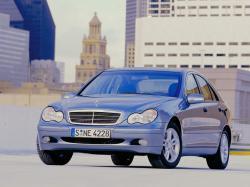Mercedes-Benz C-klasse II (W203) Седан