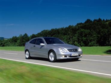 Mercedes-Benz C-klasse w203 Хэтчбек 3 дв.