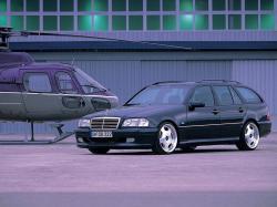 Mercedes-Benz C-klasse AMG I (W202) Рестайлинг Универсал 5дв.