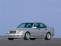 Mercedes-Benz C-klasse AMG I (W202)