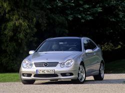 Mercedes-Benz C-klasse AMG II (W203) Купе