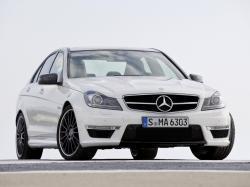 Mercedes-Benz C-klasse AMG III (W204) Рестайлинг Седан