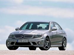 Mercedes-Benz C-klasse AMG III (W204) Седан