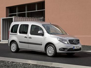 Mercedes-Benz Citan w415 Компактвэн
