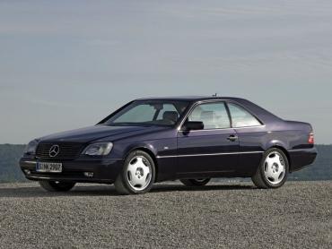 Mercedes-Benz CL-klasse c140 Купе