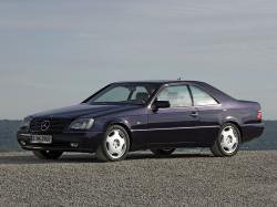 Mercedes-Benz CL-klasse I (C140)
