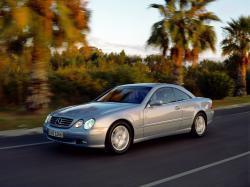 Mercedes-Benz CL-klasse II (C215)