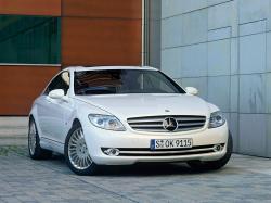 Mercedes-Benz CL-klasse III (C216)