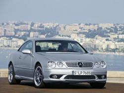Mercedes-Benz CL-klasse AMG I (C215) Рестайлинг