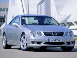 Mercedes-Benz CL-klasse AMG I (C215)