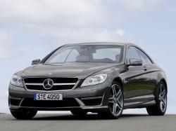 Mercedes-Benz CL-klasse AMG II (C216) Рестайлинг