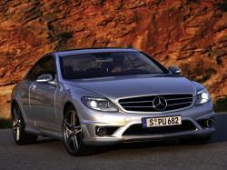 Mercedes-Benz CL-klasse AMG II (C216)
