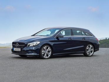 Mercedes-Benz CLA-klasse c117 Рестайлинг Универсал 5 дв.
