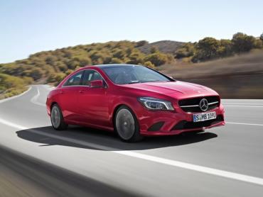 Mercedes-Benz CLA-klasse c117 Седан