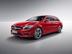 Mercedes-Benz CLA-klasse I (C117) Универсал 5дв.