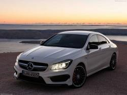 Mercedes-Benz CLA-klasse AMG Седан