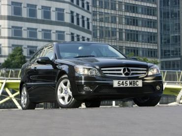 Mercedes-Benz CLC-klasse cl203 Купе