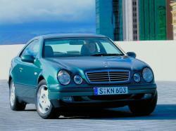 Mercedes-Benz CLK-klasse I (W208) Купе