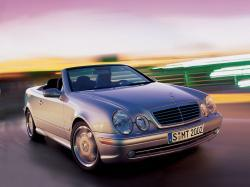 Mercedes-Benz CLK-klasse AMG I (W208) Рестайлинг Кабриолет
