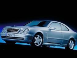 Mercedes-Benz CLK-klasse AMG I (W208)