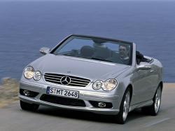 Mercedes-Benz CLK-klasse AMG II (W209) Кабриолет