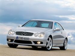 Mercedes-Benz CLK-klasse AMG II (W209) Купе