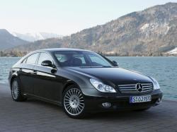 Mercedes-Benz CLS-klasse I (C219)