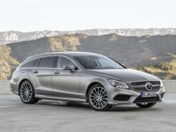 Mercedes-Benz CLS-klasse II (W218) Рестайлинг Универсал 5дв.