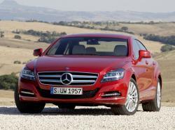 Mercedes-Benz CLS-klasse II (W218) Седан
