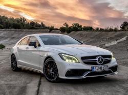 Mercedes-Benz CLS-klasse AMG