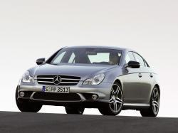 Mercedes-Benz CLS-klasse AMG I (C219) Рестайлинг
