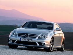 Mercedes-Benz CLS-klasse AMG I (C219)