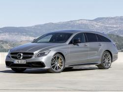 Mercedes-Benz CLS-klasse AMG II (W218) Рестайлинг Универсал 5дв.