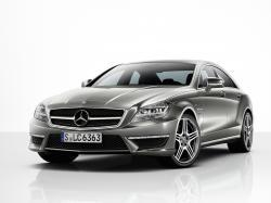 Mercedes-Benz CLS-klasse AMG II (W218) Седан