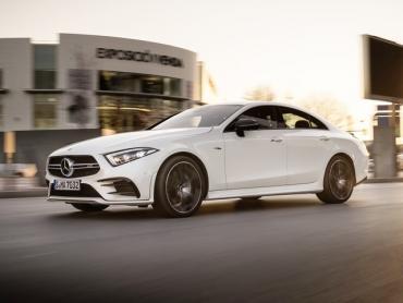 Mercedes-Benz CLS AMG III (c257) Седан