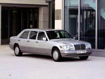 Mercedes-Benz E-Класс I (w124) Лимузин