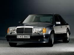 Mercedes-Benz E-klasse I (W124) Седан