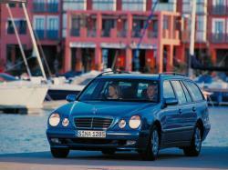 Mercedes-Benz E-klasse II (W210, S210) Рестайлинг Универсал 5дв.