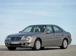 Mercedes-Benz E-klasse III (W211, S211) Рестайлинг Седан