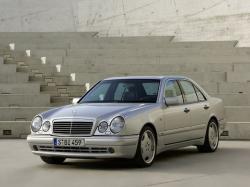 Mercedes-Benz E-klasse AMG II (W210, S210)