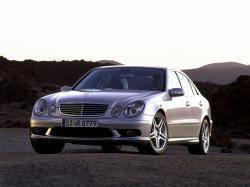 Mercedes-Benz E-klasse AMG III (W211, S211) Седан