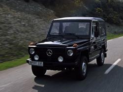 Mercedes-Benz G-klasse I (W460; W461) Внедорожник открытый