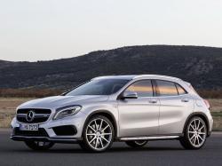 Mercedes-Benz GLA-klasse AMG