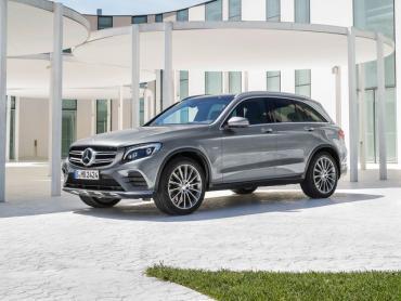 Mercedes-Benz GLC X253 Внедорожник 5 дв.