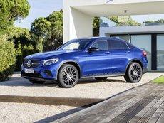 Mercedes-Benz GLC Coupe C253