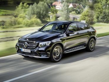 Mercedes-Benz GLC Coupe AMG c253 Внедорожник 5 дв.