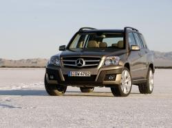 Mercedes-Benz GLK-klasse I (X204)